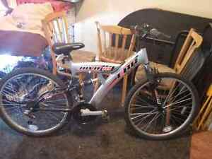 Java 18 CBR 18 speed mountain bike for sale or trade