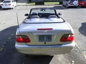 Cabrio. MERCEDES CLK 430
