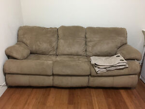 Couch - reduced, need gone asap