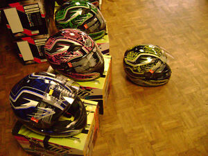 Huge Helmet Blow Out Sale Full Face $69.99 And Up Motorcycle Sarnia Sarnia Area image 2
