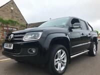 2016 VOLKSWAGEN AMAROK 2.0 BITDI BLUEMOTION TECH HIGHLINE 4MOTION AUTOMATIC