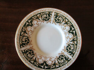 AYNSLEY FINE ENGLISH BONE CHINE ROYAL COURT SAUCER