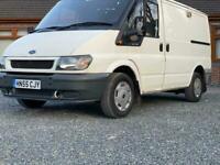 Ford Transit Low Roof Van TDi 85ps DIESEL MANUAL 2005/55