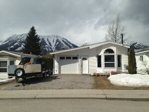 HOME FOR SALE IN FERNIE, BC