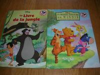LIVRES DE DISNEY POUR ENFANTS **SUPER AUBAINE!**