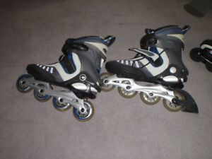 Mens Roller Blades - K2 Velocity - size 10