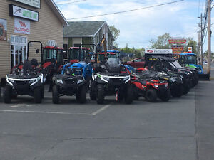 ARCTIC CAT ATV & SIDE BY SIDE SALE!!!  LEFTOVERS MUST GO!