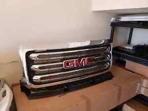 2015-2017 GMC Canyon Grille
