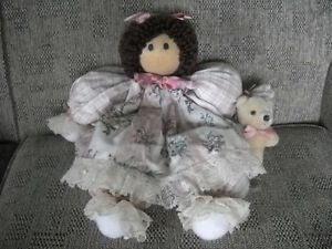 Hand-crafted Doll