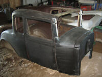 Four Rat Rod Projects