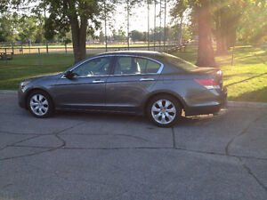 2009 Honda Accord Cuir V6