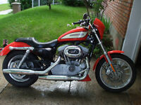 Harley Sportster roadster XL1200R