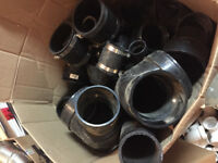 Plumbing parts bundle (636 pipe and fittings)