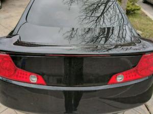 INFINITI G35 COUPE 2004 M6 BREMBO