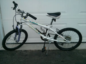 "Girl's 20"" bike for sale"