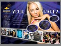 Party tent marquee hire