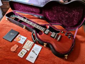Gibson Custom Shop '61 Les Paul SG VOS