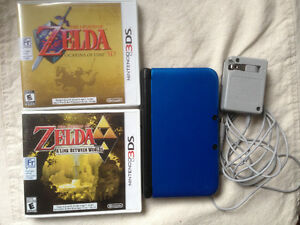 Nintendo 3DS XL Zelda Bundle