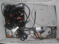 Play Station Lot $50.00