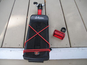 Schwinn Bicycle Rear Carrier and Reflector
