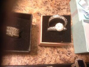 40  rings to choose from all new no tags  all sterling silver Kitchener / Waterloo Kitchener Area image 3