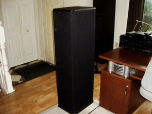 nuance Tower and Surround Speaker Models