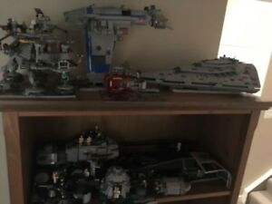 Star Wars LEGO Collection!