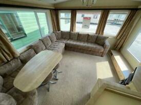 Static Caravan For Sale Off Site - Cosalt Riverdale 37ft x 12ft DG, All Elec