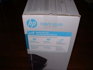 HP ENVY 5549 wireless printer/fax/copy