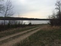 Opportunity to own lake property!