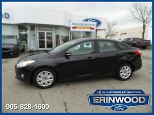 2012 Ford Focus SE4CYL/AUTO/AC/PGROUP/HEATED SEATS