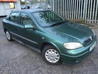 1999 Vauxhall Astra 1.6 i 16v Club 5dr