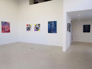 Gallery/ Studio Space Available for Rent!