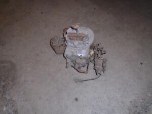 Motorcraft 2 barrel carburetor - Model 2150