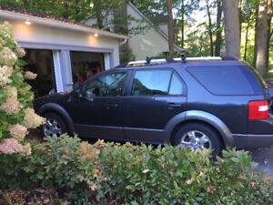 2007 Ford FreeStyle/Taurus X Cuir VUS