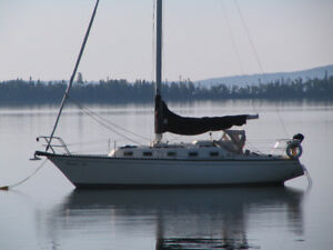 Northern 29 Sailboat