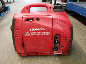Generators! Honda, Robin, Coleman