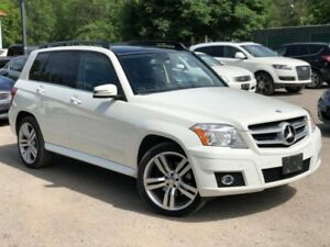 2010 Mercedes-Benz GLK-Class GLK 350 4MATIC AWD Leather Pano Roo