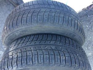2 winter Michelin X-Ice 195-65-R15