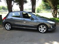Peugeot 308 1.6HDI Sport***1 OWNER***FSH***ABSOLUTELY IMMACULATE***