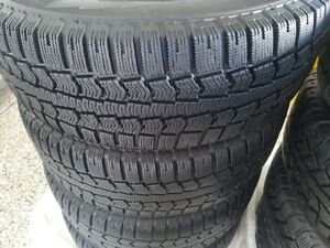 Pirelli Ice Control 195/65r15 on VWRims
