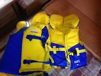 Roots life jackets