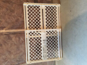 Brand new baby gate never used