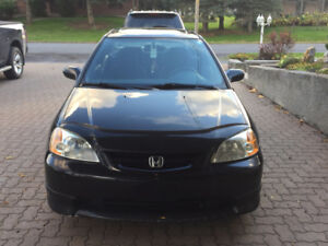 Honda Civic 2002 SI Veloz Automatique