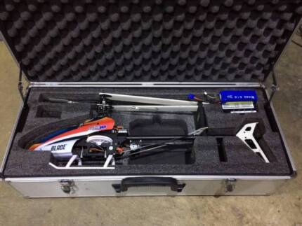 PRICE DROPPED! Remote Control Helicopter - BLADE 450 3D