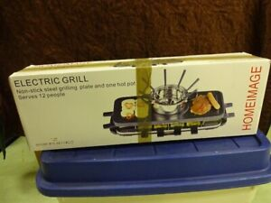 I have a electric grill for sale, Still in Box
