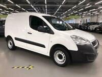 2017 Peugeot Partner 850kg L1 H1 SE Van 1.6 BlueHDi 100ps PANEL VAN Diesel Manua