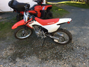 2015 230 Dirt Bike Honda