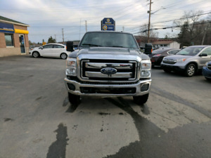 2012 FORD F-250 XLT CREW CAB NEW MVI