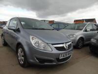 2007 Vauxhall Corsa 1.4i 16v ( a/c ) Club petrol full service clean drives well